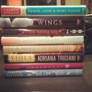 Love-A-Thon Giveaway Items