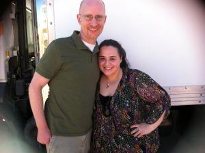 Brent Hartinger & Nikki