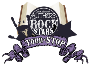 Authors Are Rockstars Button
