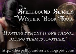 Spellbound Series Banner