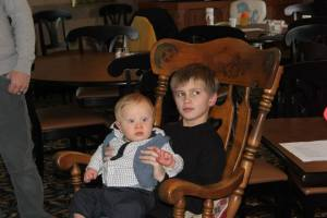 Zack and Henrik