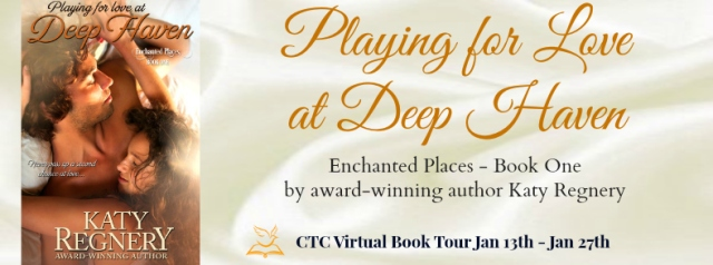 Playing For Love At Deep Haven Banner