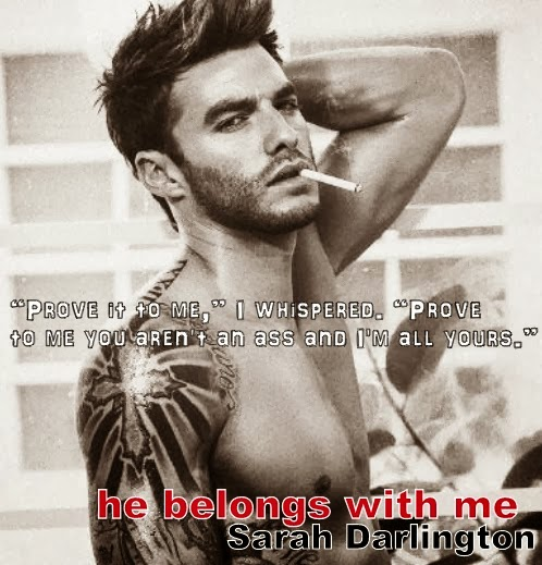 He Belongs With Me Teaser